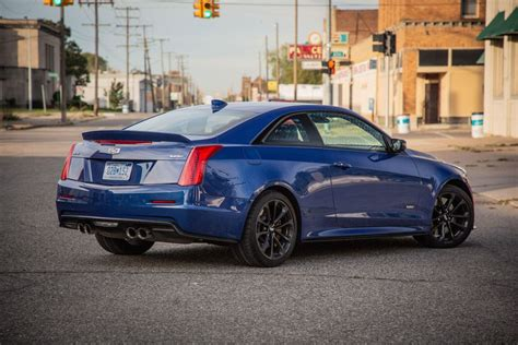 2019 Cadillac Ats Coupe by 2019 Cadillac Ats V Coupe Review One Last Spin In The M4