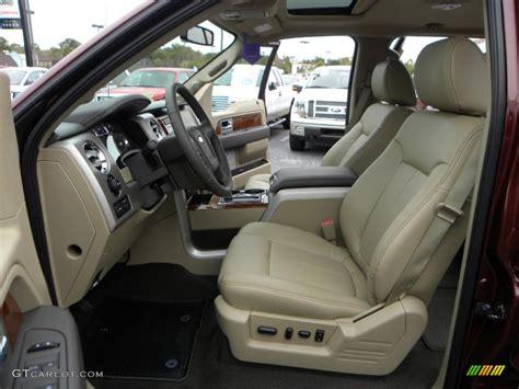2010 F150 Interior by Interior 2010 Ford F150 Lariat Supercrew 4x4 Photo