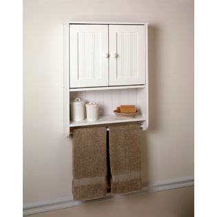 zenith products cottage white wood wall cabinet home