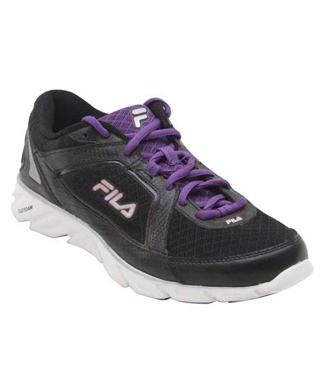 lifestyle sports shoes fila black lifestyle sports shoes price in india buy fila