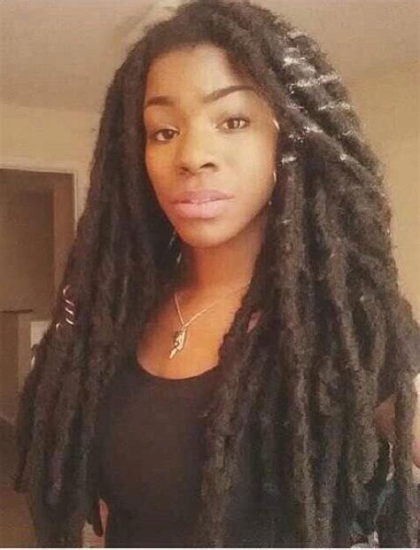 styles for thick dreadlocks hairstyle gallery