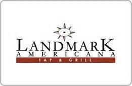 Americana Gift Card - landmark americana glassboro gift card 25 amazon com gift cards