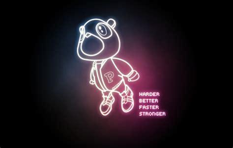 daft harder better faster stronger lyrics wallpaper stronger faster better kanye west harder