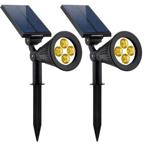 Urpower Adjustable Solar Powered Led Light Review Solar Powered Lights Review