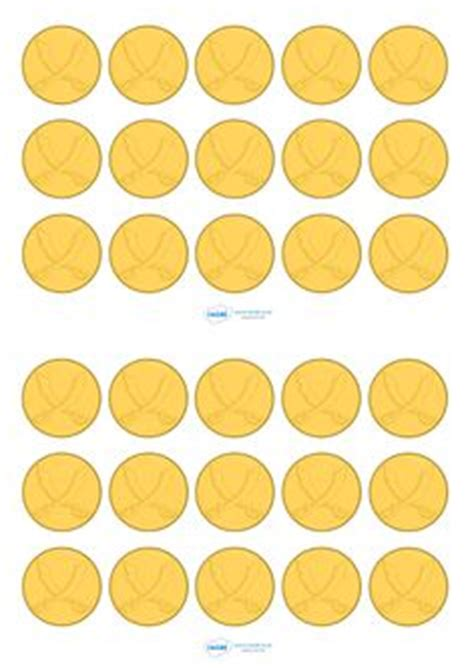 gold coin template 1000 images about aaarrr shiver me timbers on
