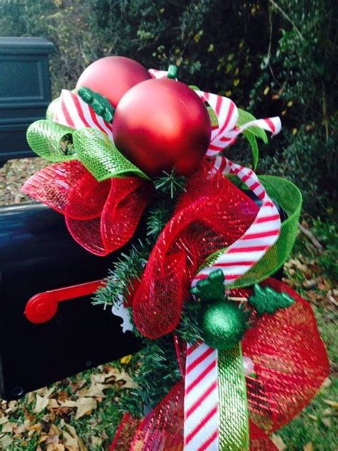 swag christmas lights outdoor 17 best images about christmas for the mailbox on