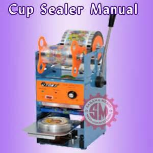 Sealer Murah mesin cup sealer manual murah saranamesin