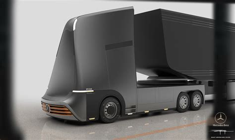 future bugatti truck truck of the future semi autonomus mercedes x