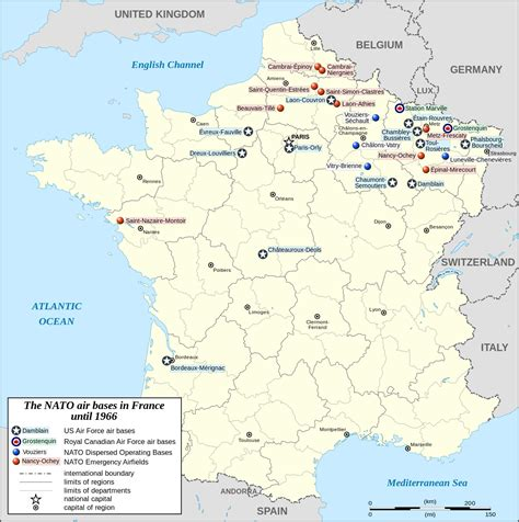 french air force bases united states air force in france wikipedia
