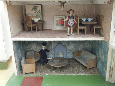 1930s house interior amersham small 1930s house interior dolls houses past present