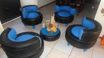 lo que se puede hacer con llantas recicladas transforma llantas usadas en muebles ecol 243 gicos info7