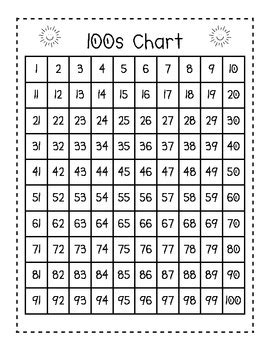 printable hundreds chart to 1000 free worksheets 187 printable 100s chart free math