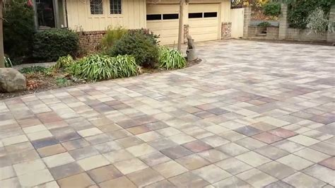 system pavers the hammer home - System Pavers