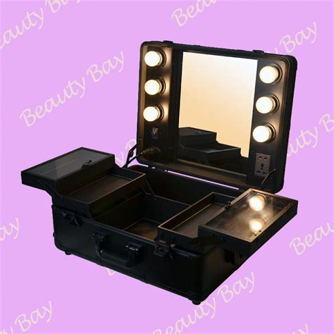 Makeup Cases With Mirrors From Asos by Aliexpress Buy 2014 Fashionable Aluminum Makeup