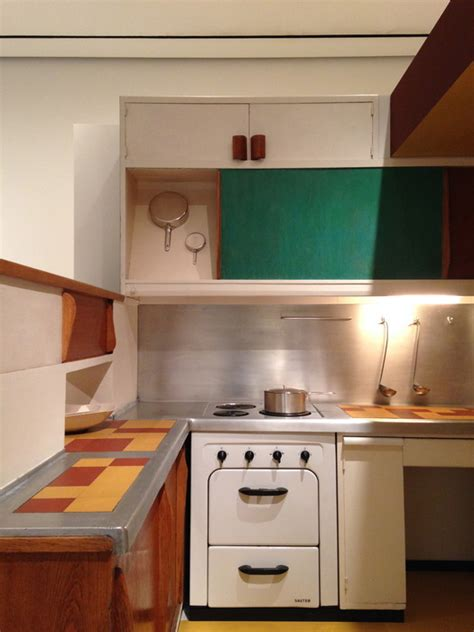 Le Corbusier Kitchen by In Curating Quot Designing Modern Quot Moma Should