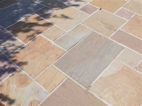 Indian Sandstone Patio Slabs buff indian sandstone patio paving slabs