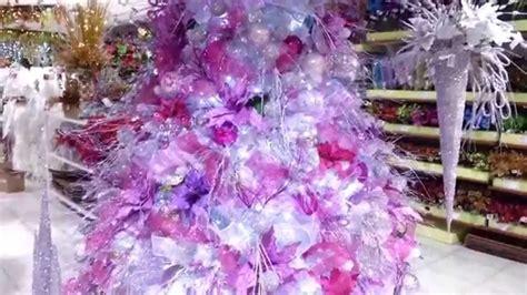 varias ideas  decorar arbol blanco de navidad