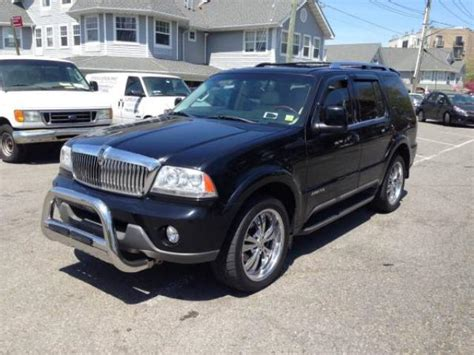 books on how cars work 2005 lincoln aviator engine control 2005 lincoln aviator suv for sale fully loaded leather sunroof mint 6995 brooklyn nyc new