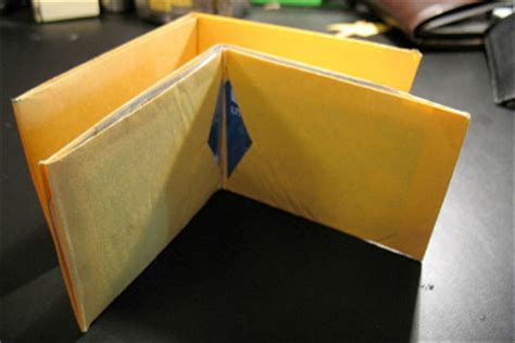 How To Fold A Paper Wallet - how to make a paper wallet