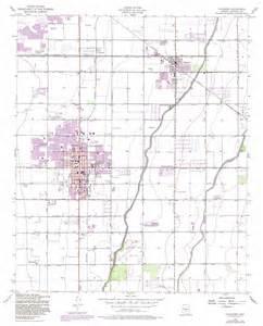 chandler topographic map az usgs topo 33111c7
