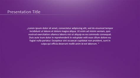 template powerpoint violet powerpoint templates purple gallery powerpoint template