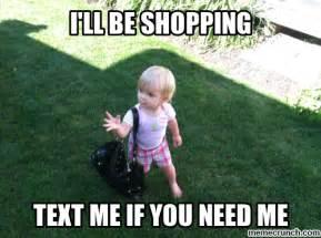 Shopping Meme - shopping