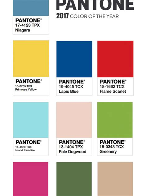 colours of the year 2017 2017 pantone color of the year and your minted wedding
