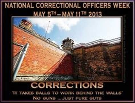 Correctional Officer Week by Corrections Officer Quotes Quotesgram