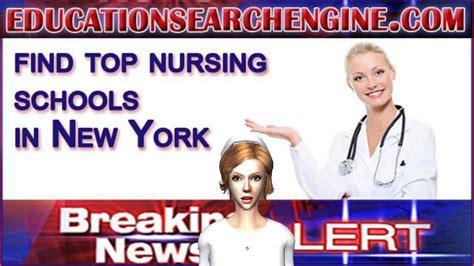 nursing school nyc nursing schools in new york