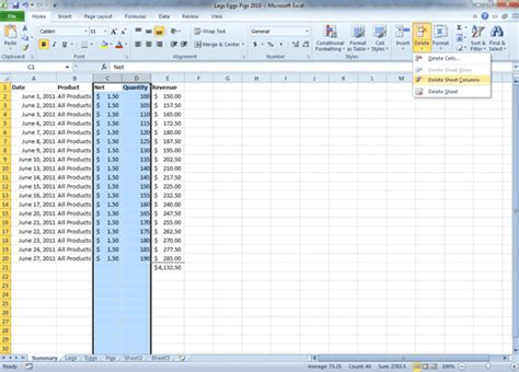 excel 2010 tutorial for intermediate comma training page 29
