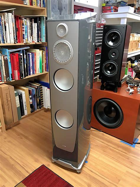 paradigm persona   home speakers symphony  design