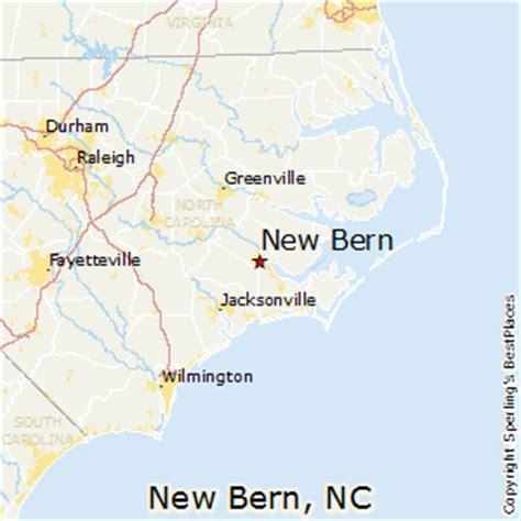 new bern carolina map best places to live in new bern carolina