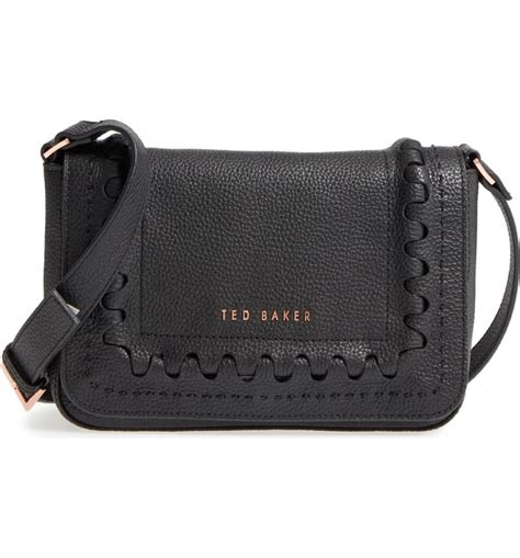 ted baker london tippi leather crossbody bag nordstrom