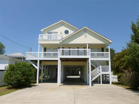vacation rental house plans the surf house v north myrtle beach condo rental