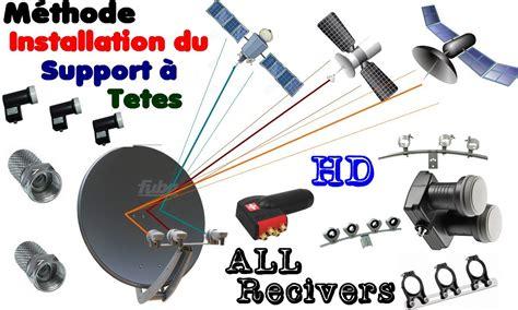 tuto comment r 233 gler et capter plusieurs satellite avec une