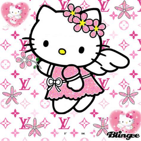 hello kitty louis vuitton wallpaper hello kitty louis vuitton edition picture 76715892