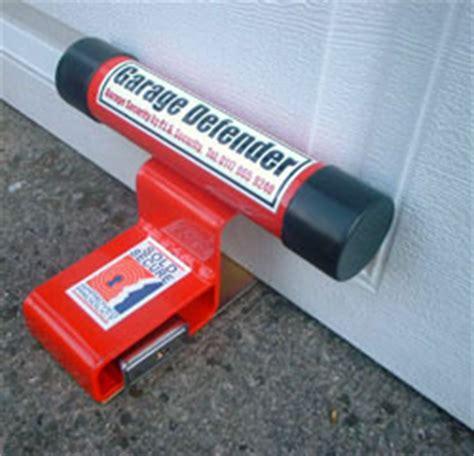 Garage Door Security Defender Lock Sold Secure Garage Security Locks For Garage Doors