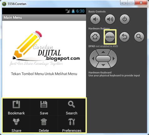 membuat layout menu android android membuat menu tersembunyi pada aplikasi android