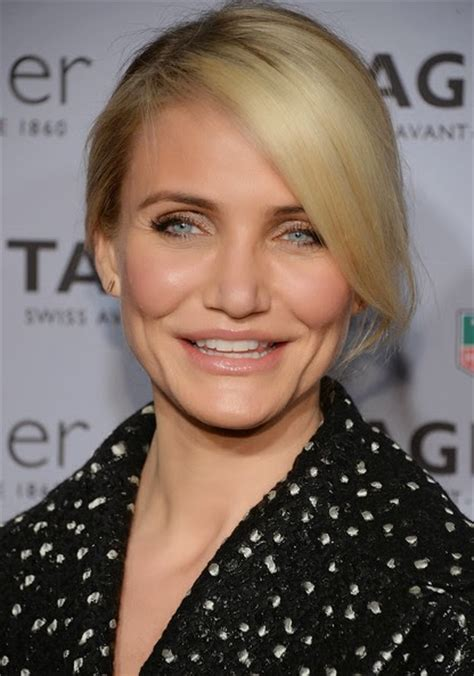 Cameron Diaz Hairstyle Photos by Hairstyle Photo Cameron Diaz Chignon Hairstyle Picture