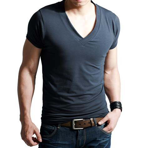 V Neck T Shirts fitted v neck t shirt for designers