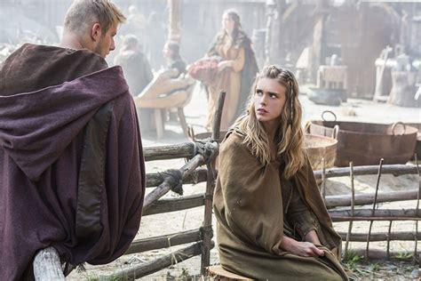 tonights vikings episode unforgiven introduces bjorn    love interest nerd reactor