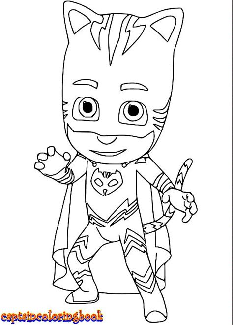 pj masks characters coloring pages printable coloring pages disney pj masks coloring pages