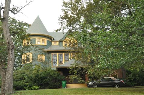 the clark house rev francis e clark house wikipedia