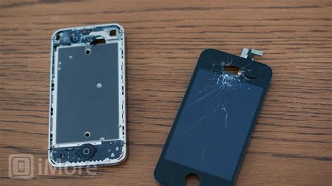 fix cracked iphone screen how to replace a broken iphone ipod or screen the ultimate guide imore