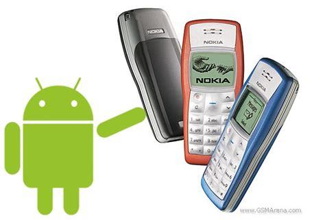 Nokia 1100 Legend a nokia 1100 with cpu and lollipop spotted gsmarena news