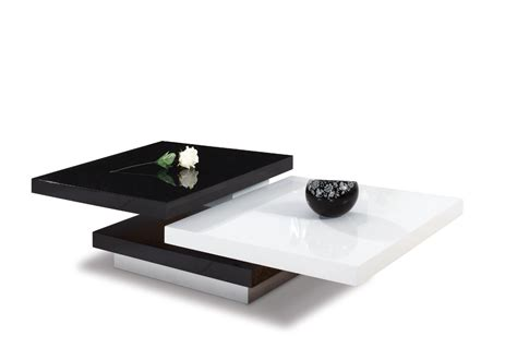 modern black coffee tables modern black and white coffee table 28 images vaughan