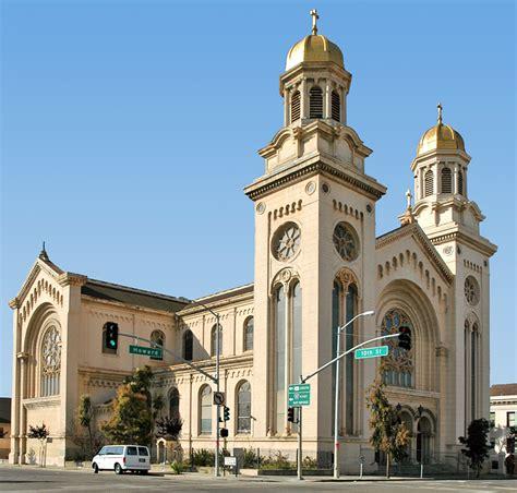 biggest church in san francisco