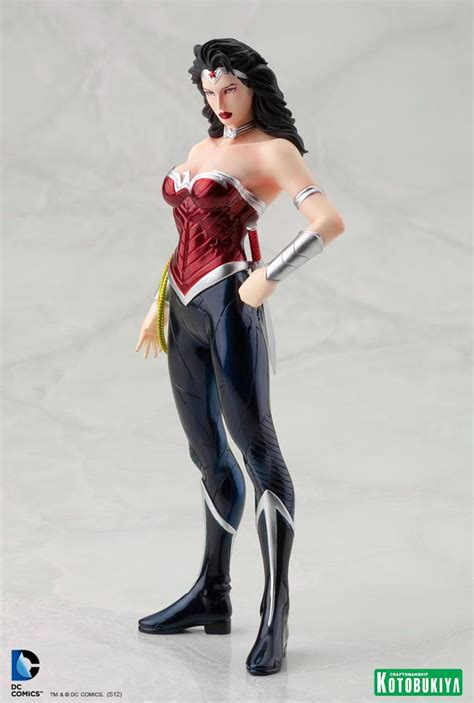 wonder woman new 52 update on dc comics wonder woman new 52 artfx statue
