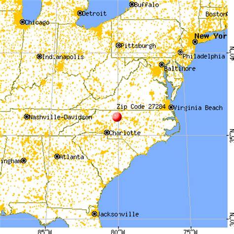 zip code map kernersville nc 27284 zip code kernersville north carolina profile