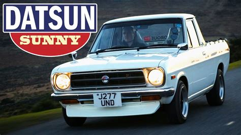nissan sunny pickup is this datsun sunny the best pickup truck ever youtube